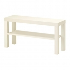 میز تلویزیون سفید ایکیا 26x90 LACK