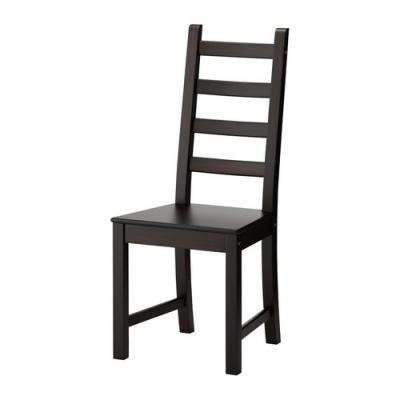 صندلی قهوه ای KAUSTBY