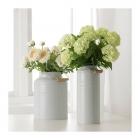 ست گلدان طوسی ایکیا SOCKER