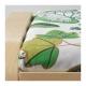 تشک جلوپایی سبز گل دار POANG