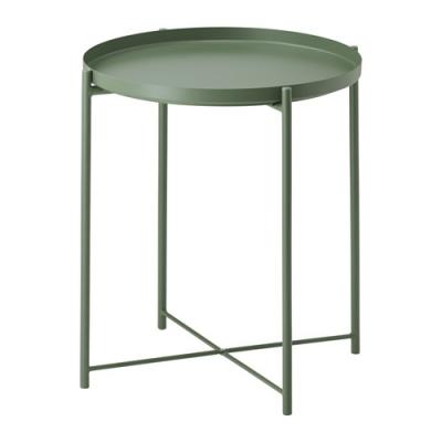 میز عسلی سبز GLADOM