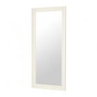 آینه سفید 74*165 ایکیا HEMNES