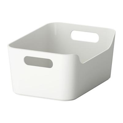 باکس سفید 24*17پلاستیکی VARIERA