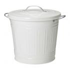سطل سفید 16 لیتری ایکیا KNODD