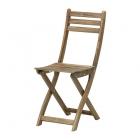 صندلی چوبی تاشو ایکیا مدل ASKHOLMEN