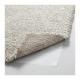 فرش پرز دار سفید-طوسی ایکیا ALHEDE