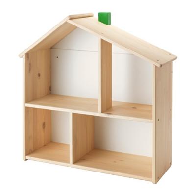 خانه عروسکی چوبی ایکیا FLISAT