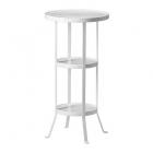 میز فلزی  سفید   ایکیا   GUNNERN
