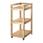 قفسه/شلف چوبی      Molger