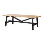 میز ناهارخوری چوبی ایکیا SKOGSTA