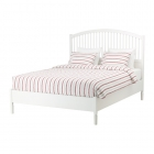 فریم تخت سفید 160 سانت ایکیا TYSSEDAL