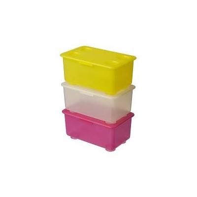 باکس سه تایی رنگی ایکیا GLIS