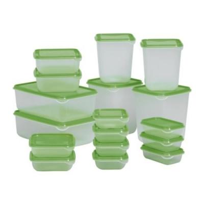ست ظروف نگهداری مواد غذایی      Pruta