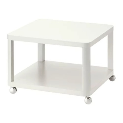 میز مربع چرخ دار ایکیا TINGBY