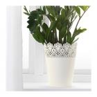 گلدان بزرگ سفید ایکیا SKURAR