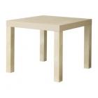 میز عسلی چوبی خودرنگ ایکیا LACK