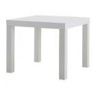میز عسلی چوبی سفید ایکیا LACK