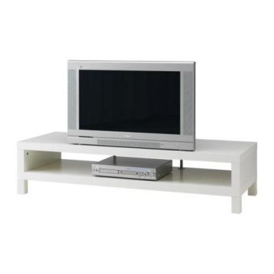 میز تلویزیون سفید Lack