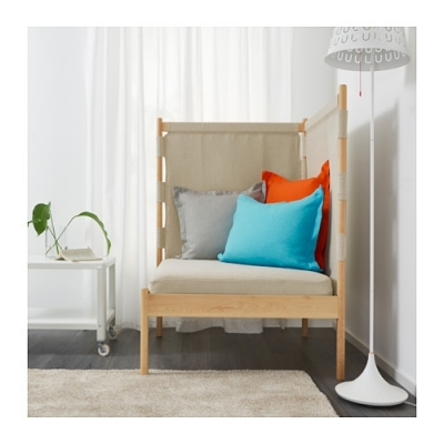 مبل سه کنج همراه کوسن IKEA PS 2014