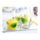 ليوان شيشه اي طرح سبز fabulos