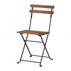 صندلی تاشو چوبی و فلزی ایکیا TARNO
