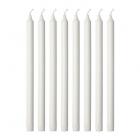 شمع سفید بلند JUBLA