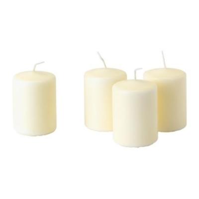 شمع سفید HEMSJO