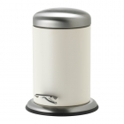 سطل زباله سفید پدالی MJOSA