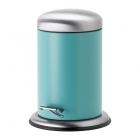 سطل زباله آبی پدالی ایکیا MJOSA