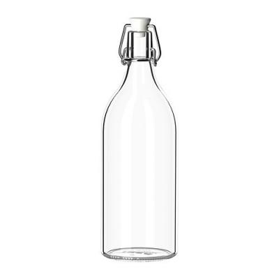 بطری در دار     korken