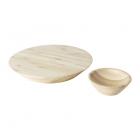 تخته چوبی همراه با کاسه VIKTIGT
