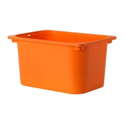 باکس نارنجی بزرگ TROFAST