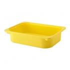 باکس زرد کوچک ایکیا TROFAST