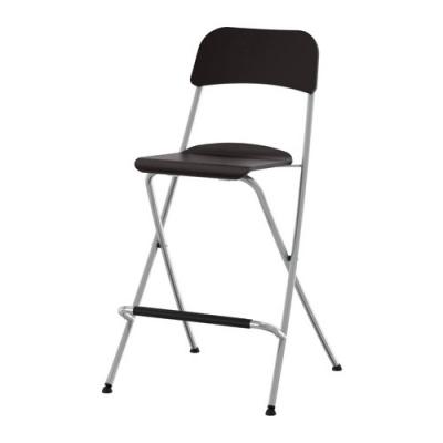 صندلی بار مشکی FRANKLIN