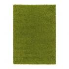 قالیچه سبز ایکیا 133x195 HAMPEN