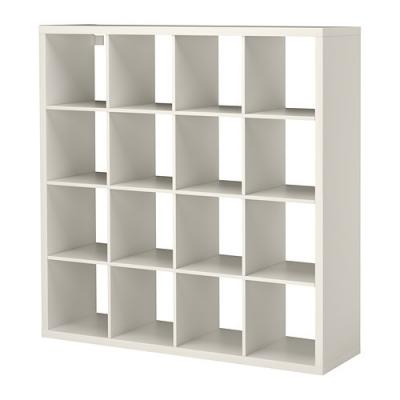 کتابخانه سفید KALLAX