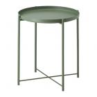 میز عسلی سبز ایکیا GLADOM