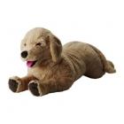 عروسک سگ بزرگ کرم ایکیا GOSIG GOLDEN