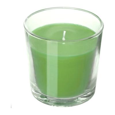 شمع لیوانی سبز SINNLIG