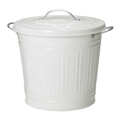 سطل سفید 16لیتری KNODD