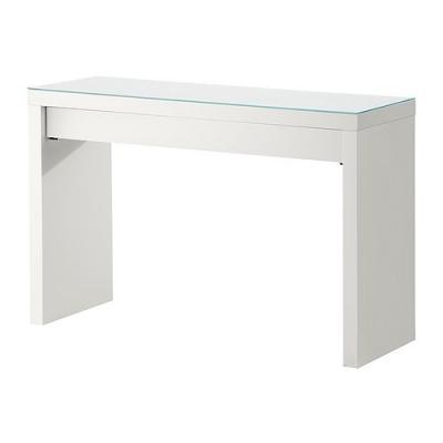 میز ارایش 120x41 MALM ایکیا