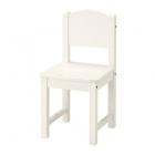 صندلی سفید کودک ایکیا SUNDVIK