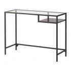 میز کار / لپ تاپ مشکی فولادی ایکیا VITTSJO