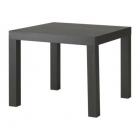 میز عسلی چوبی ونگه ایکیا LACK 55x55