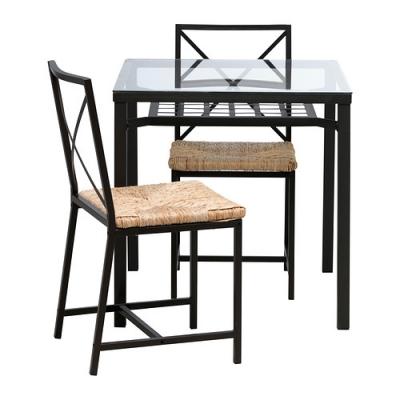 میز و صندلی دو نفره ایکیا GRANAS