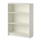 کتابخانه سفید سه طبقه 80x28x106 ایکیا BILLY