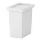 سطل درب دار 10 لیتری ایکیا FILUR