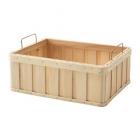 باکس چوبی کوچک ایکیا BRANKIS