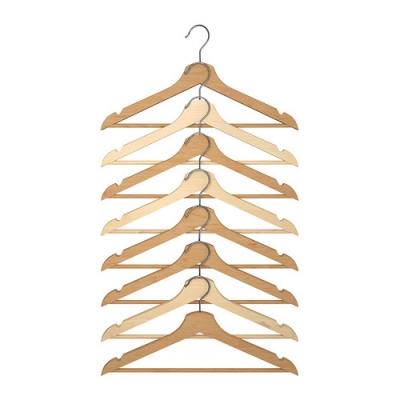 چوب لباسی 8 تایی ایکیا BUMERANG