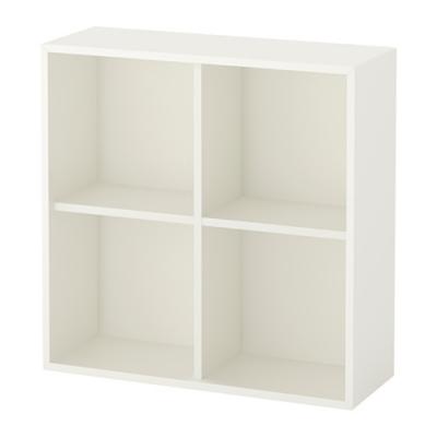باکس 4 خانه سفید ایکیا EKET